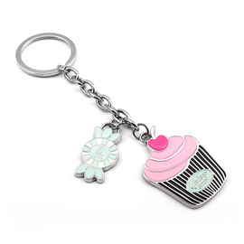 Charms Keychain For Ladies